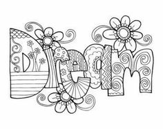 15 free adult coloring pages (also, a bonus list of adult