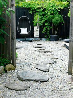 vorgarten und einfahrt gestalten praktische gartengestaltung ideen, Hause und garten
