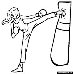 1000+ images about kickboxing for me on Pinterest