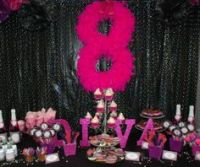 Diva Party Decorations on Pinterest | Diva Party, Diva ...