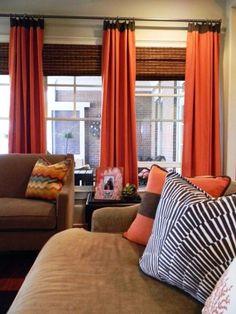 One Panel Curtain Per Window Home Decor Ideas Pinterest