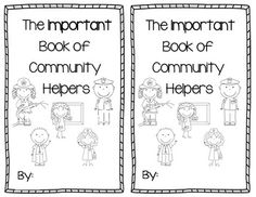 1000+ images about Preschool community helpers on