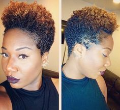 40 cute tapered natural hairstyles for afro hair nice natural and awesome
