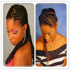PRETTY PONYTAILS HAIRSTYLES FOR BLACK WOMEN Wow I Only Knew That