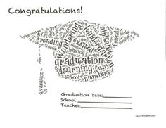 1000+ images about Preschool Graduation on Pinterest