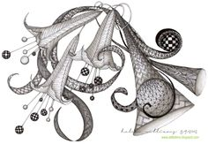 1000+ images about Zentangle: Shade & Shadow on Pinterest