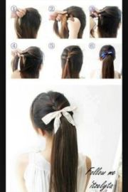 cute volleyball hairstyles