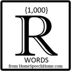Vocalic R Words, Phrases, Sentences, and Reading Passages