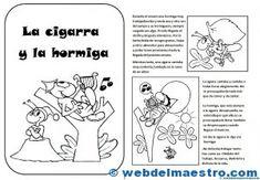 Fabulas Ilustradas El águila la liebre y el escarabajo