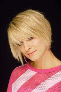 Hairstyles For Fine Limp Hair Thin Short Hair Styles Haircuts