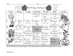Halloween, Classroom ideas and Student on Pinterest