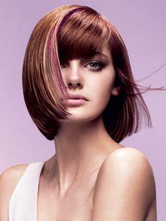 30 Brown Pink Pinterest Short Hairstyles Hairstyles Ideas Walk