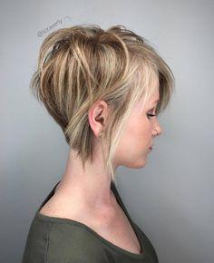 11 Hübsche Frisuren Für Den Übergang Nennt Man Die Kurz Oder