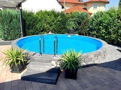 Pool Im Garten Garten Pinterest Gardens