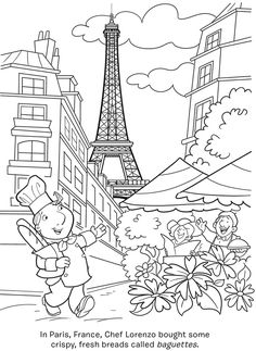 Statue of Liberty coloring page: inkspired musings: I Love