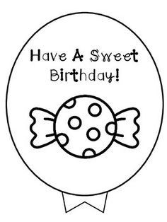 1000+ ideas about Candy Birthday Cards on Pinterest