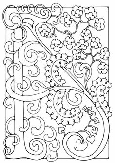 PRINTABLE EVERYTHING ALPHABETS COLORING PAGES LETTERS