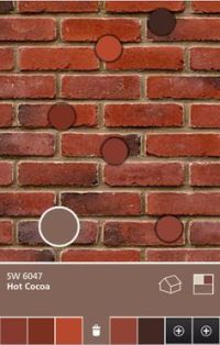 Bricks, Exterior paint colors and Exterior paint on Pinterest