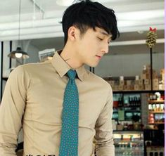 Cool Mens Hairstyle From Korean Short Waves Male Haircuts And