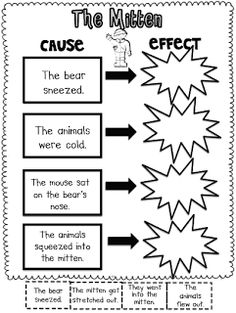 1000+ images about Cause and effect activities on