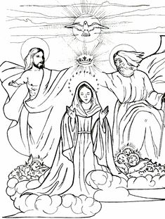 1000+ images about Mary, Queen of Heaven Lapbook on