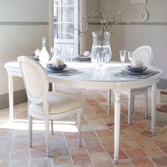 1000 images about Maison du monde on Pinterest  Mesas Versailles and White dining table