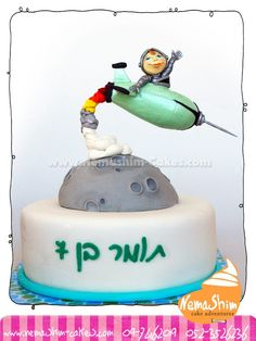 1000 Images About Astronaut Space Cakes On Pinterest