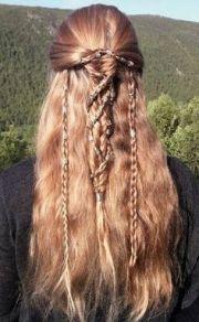 elvish hairstyle