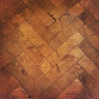 falling in love with end-grain flooring. i like the bigger ...