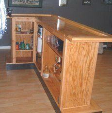 Home Bar Plans Easy Designs To Build Your Own Bar Speedy Build
