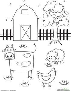 Free Printable Farm Animal Masks That Your Kids Will Love