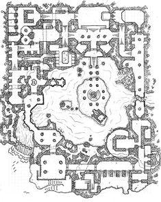 1000+ images about RPG Floorplan Fantasy on Pinterest