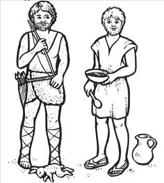 1000+ images about Bible OT: Jacob and Esau on Pinterest