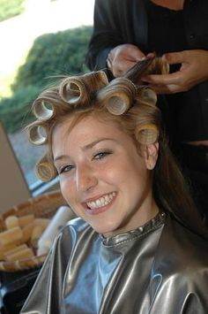 femme hair boi s on pinterest rollers girlfriends and roller set