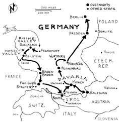 cz travel escorts to germany
