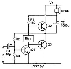 This is the schematic of MXR headphone amp for guitar