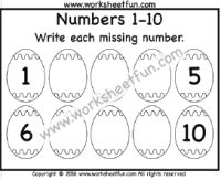 1000+ images about Preschool Worksheets on Pinterest