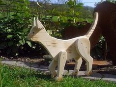 Holzwurm Kreatives Für Haus Und Garten Holz Tiere Wooden And