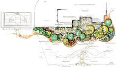 grand scale garden design