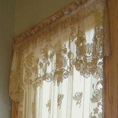 Heritage Lace Windsor Curtain Panel Ecru 8200E 6084 Hayneedle