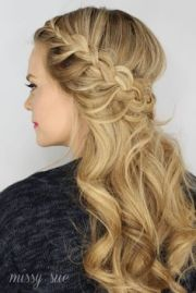 homecoming braided hairstyles