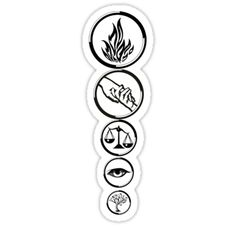 Divergent tattoo but if I were ever to get it I would get