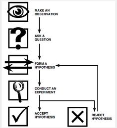 Scientific method worksheet, Scientific method and