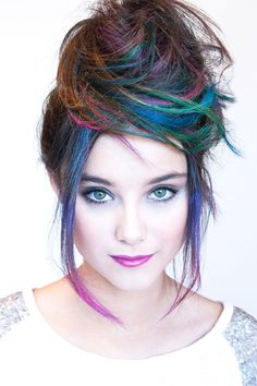 1000 images about hair chalk on pinterest hair chalk blue hair and crazy hair