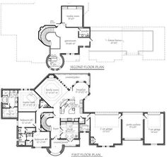 Ranch style house, Ranch style and House plans on Pinterest