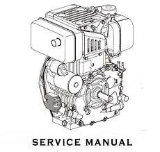 Yanmar Industrial Diesel Engine 4TNE94, 4TNE98, 4TNE106T