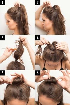 The Sock Bun Is Dead Here Are 16 Ways To Style The Look You