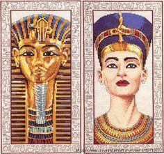 Resultado de imagen de faraones.