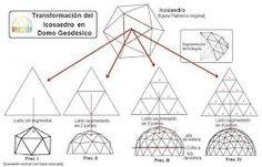 Blueprint, Buckminster Fuller geodesic dome patent drawing