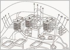 2008 Chrysler Fuse Box Diagram
